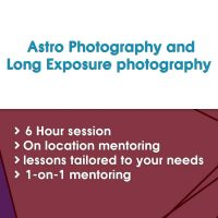 Astro Photography and Long Exposure Photography Workshop